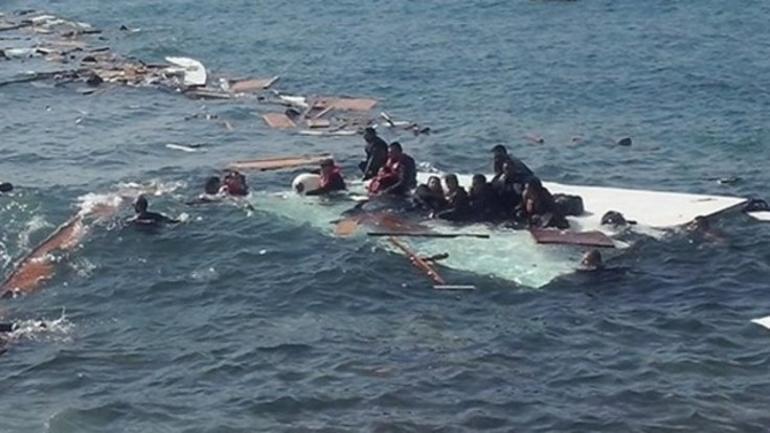 Aralıq dənizində faciə: 117 ölü...