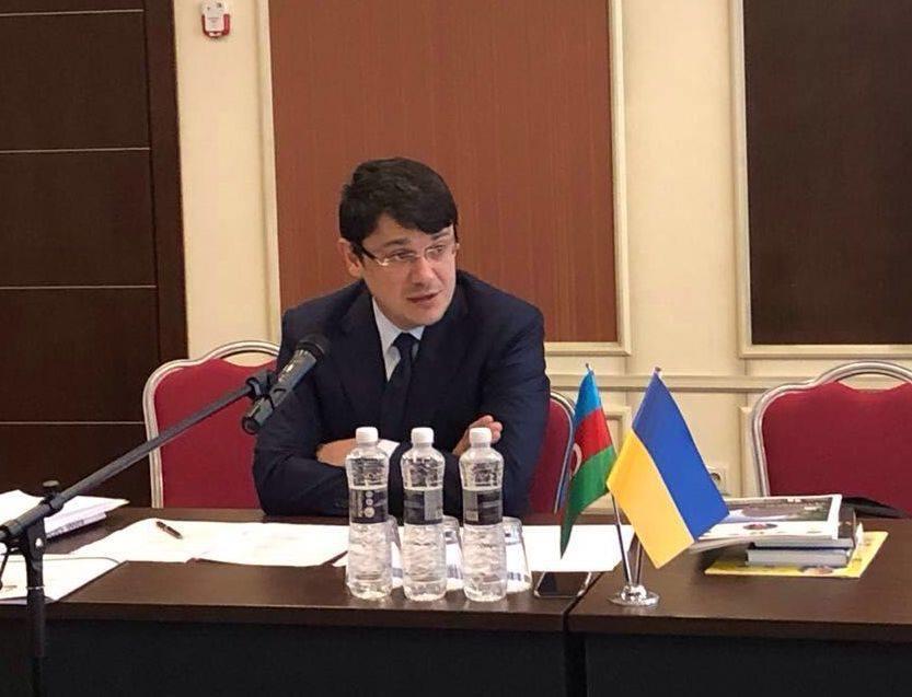 Ukraynada Azərbaycanın diaspor təşkilatları birləşdi - Foto