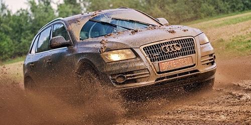 Дорожная полиция обратилась к владельцам грязных автомобилей