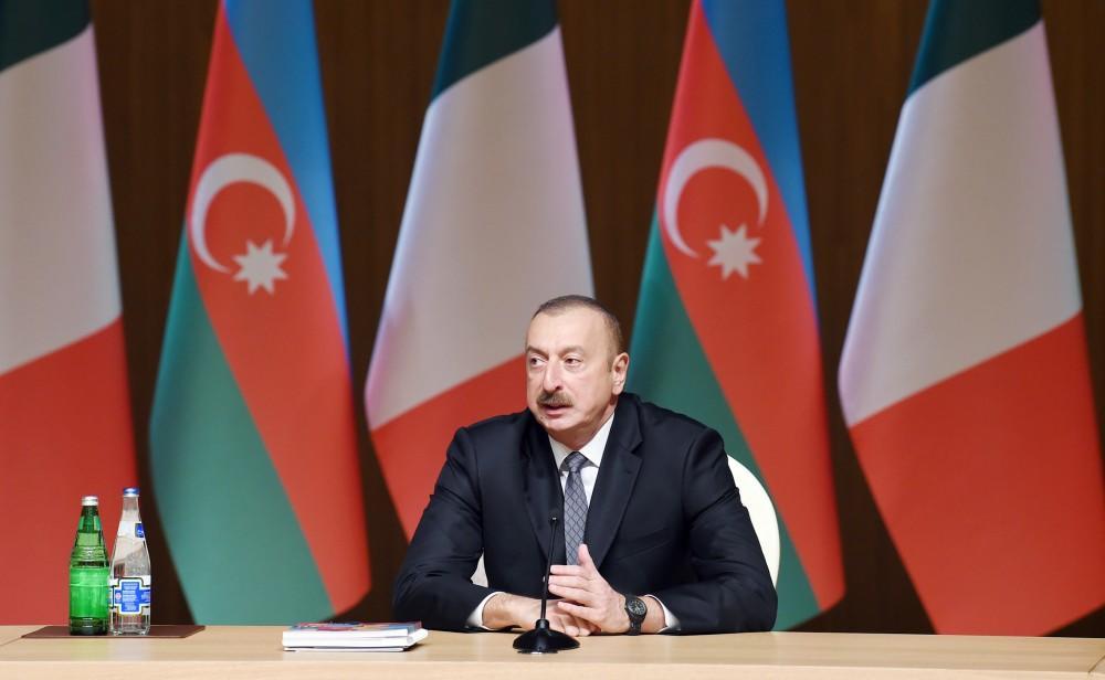 Azərbaycan buna görə üçüncü yerdədir – Prezident