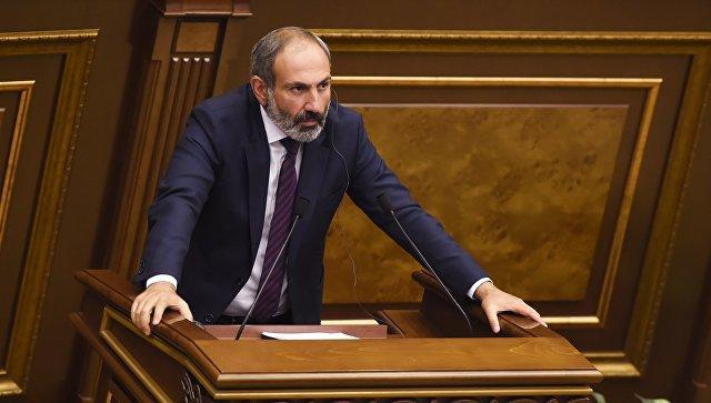 "Пашинян поблагодарил ""саргсяновский"" парламент"
