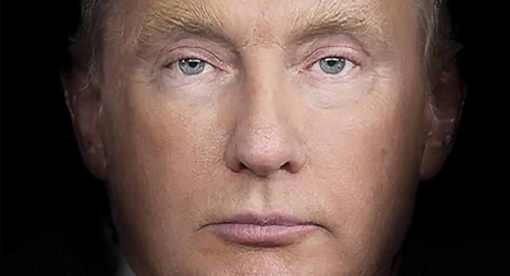 """Bu nəşr Putinlə Trampı """"birləşdirdi"""" - Video"""