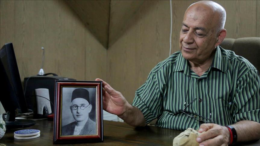В Наблусе 103 года хранят сбережения османского солдата
