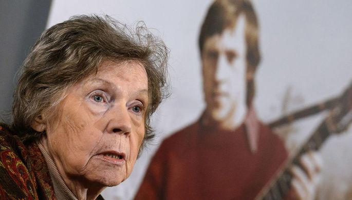 Умерла первая жена Высоцкого