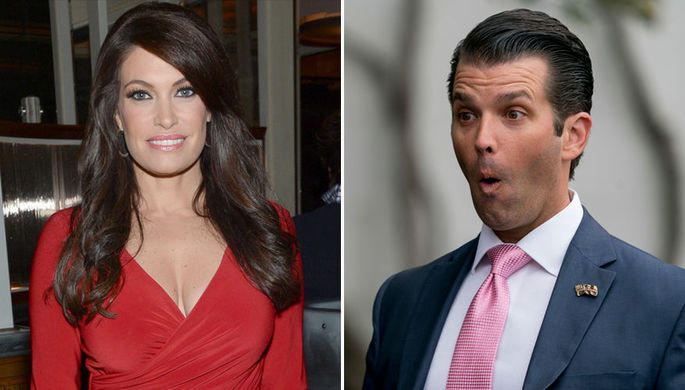 Fox News уволило возлюбленную сына Трампа