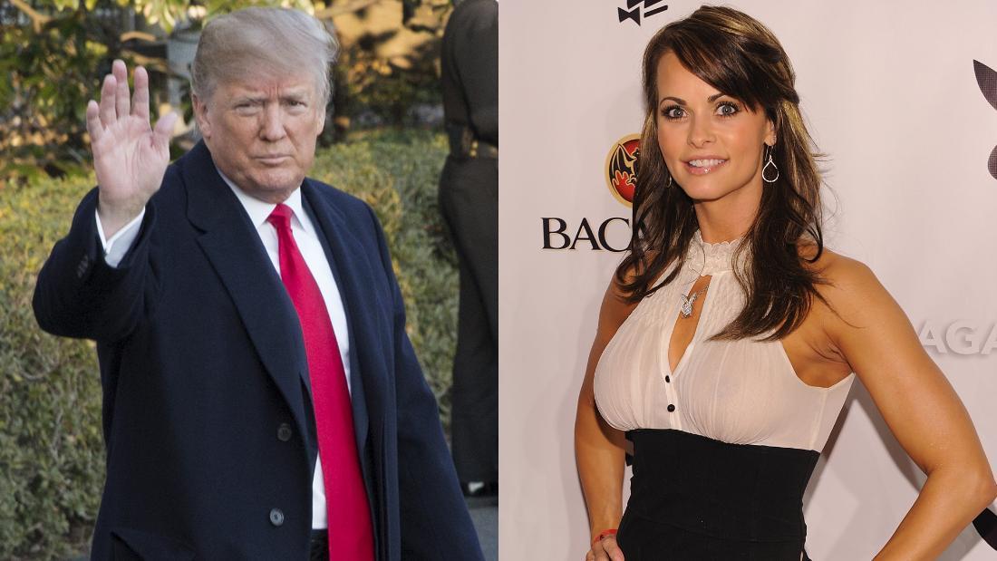 Трамп попал в новый скандал с экс-моделью Playboy