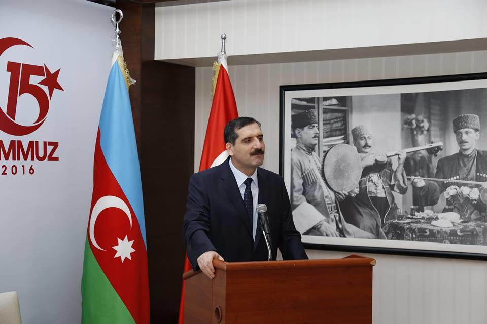 Посол Турции о роли СМИ в освещении дружбы Анкары и Баку