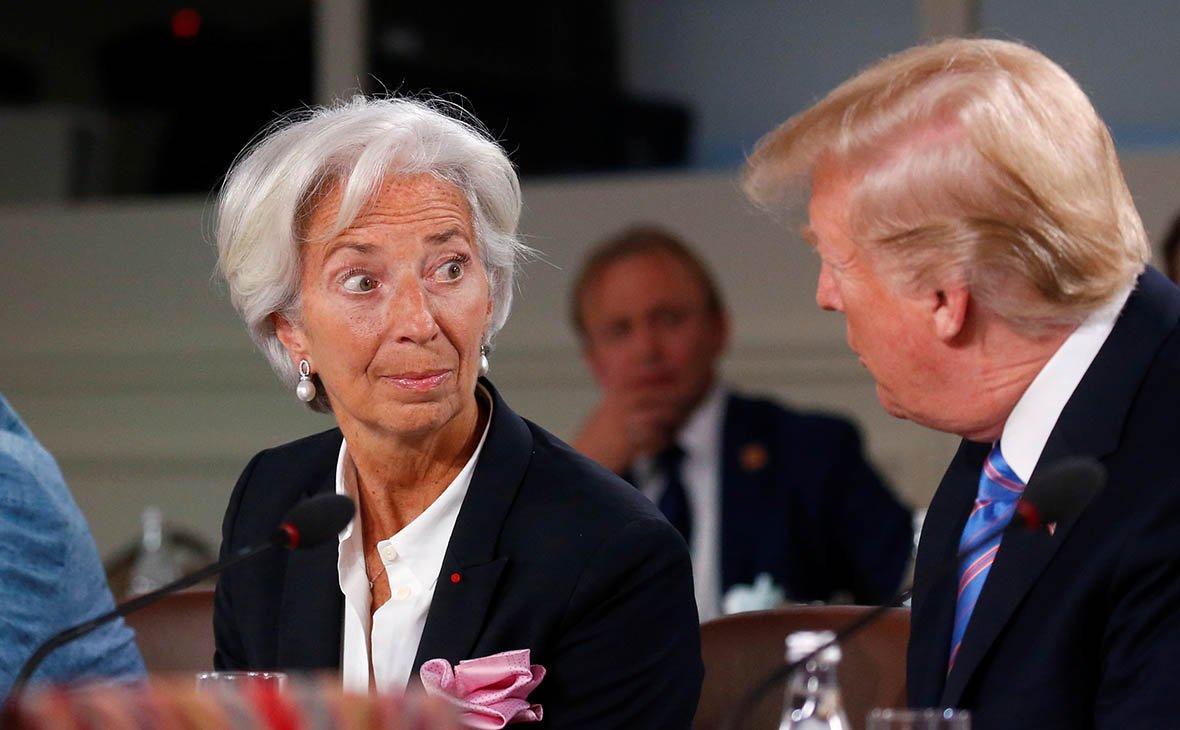 МВФ: Действия Трампа угрожают мировой экономике