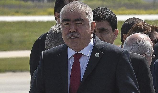 Afghan Vice President accused of war crimes leaves Turkey