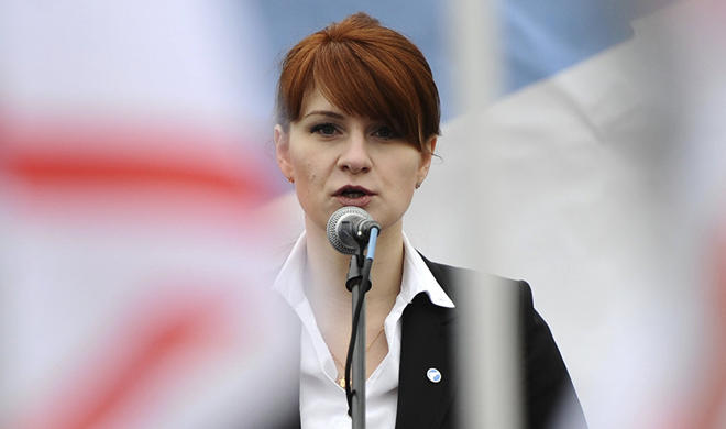 Maria Butina's father opens up on her life in US