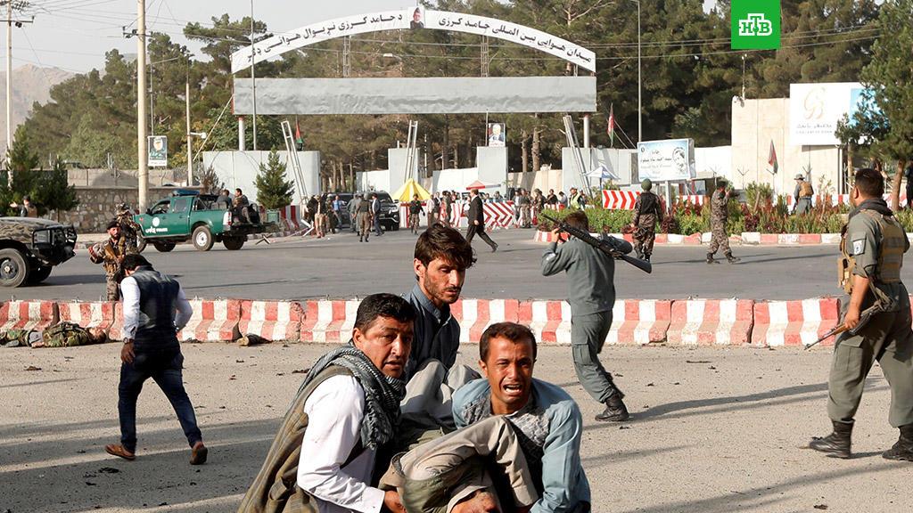 Теракт у кабульского аэропорта: 16 жертв - Обновлено