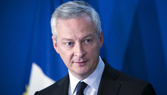 Во Франции заявили о начале торговой войны ЕС с США
