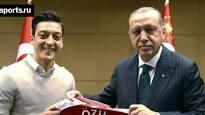Озил о фото с Эрдоганом: У меня два сердца – немецкое и турецкое