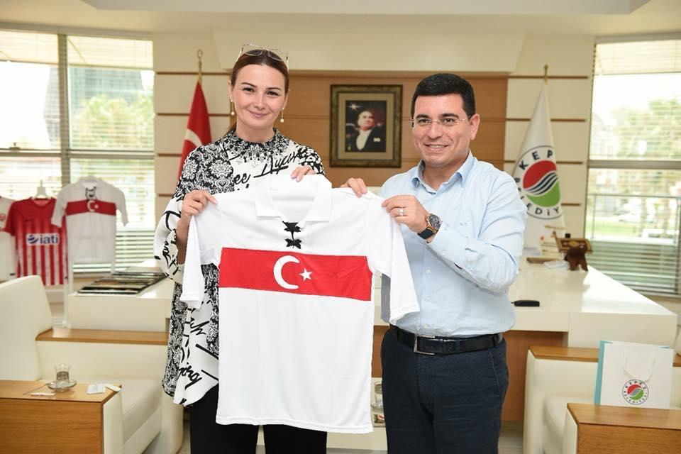 Antalyada Azərbaycan küçəsi açılır - Foto