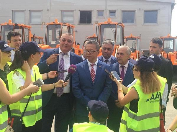 Ölkəmizə 200-ə yaxın texnika gətirildi - Agentlik