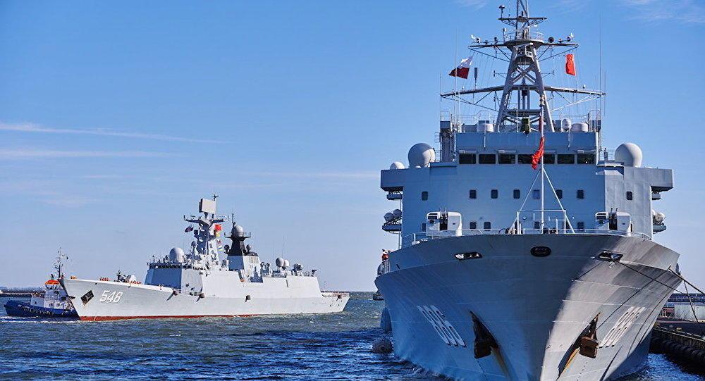 Rusiyaya pis xəbər: NATO gəmiləri Odessaya daxil oldu