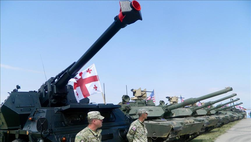 В Грузии пройдут военные учения Noble Partner–2018