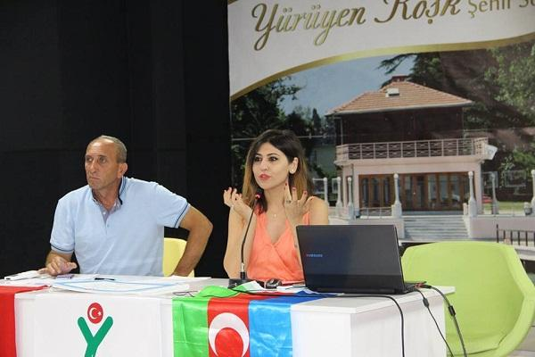 Türkiyəli jurnalist: Xocalı vicdanımızı sızlatdı – Video/Foto