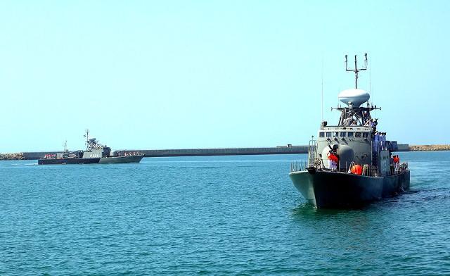 آذربایجان سرحدچیلری ایران گمیسینین هئیت عضولرینی خلاص ائتدی