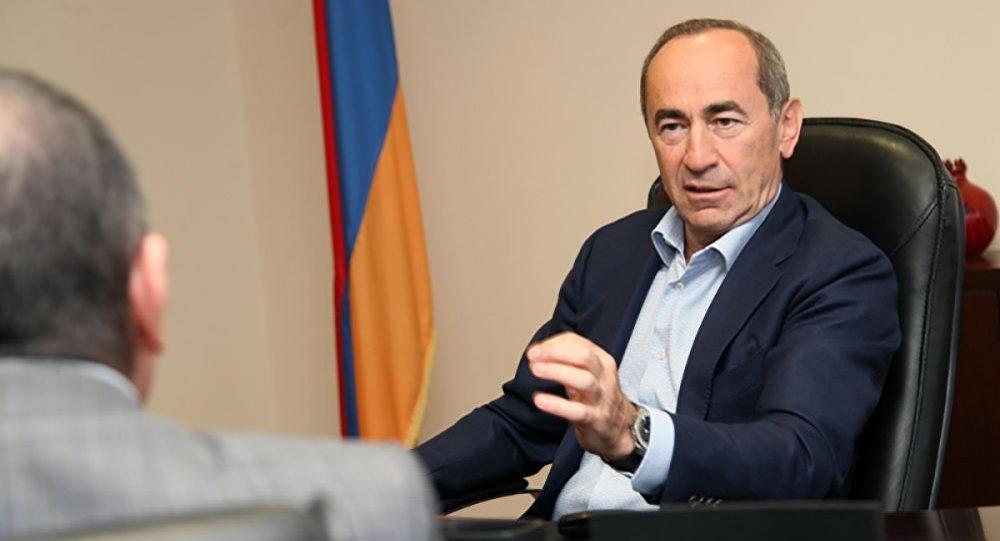Кочарян рассказал Сванидзе о роли Карабаха в развале СССР