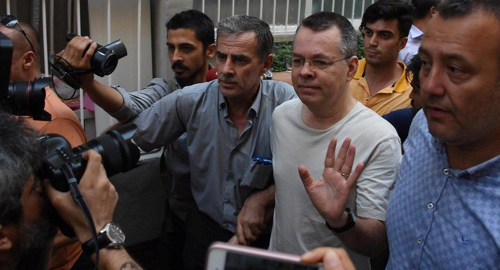 Turkey reiterates refusal to release detained US pastor
