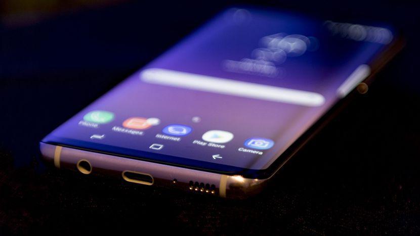 Samsung представит смартфон с шестью камерами