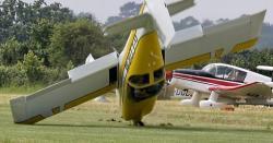 Plane crash in Missouri