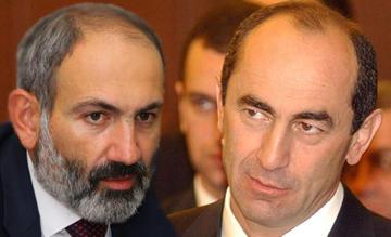 Кочарян обвинил Пашиняна в событиях 1 марта