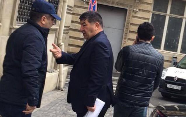 Hacı Mazanın oğlu cəzalandırıldı - İddia