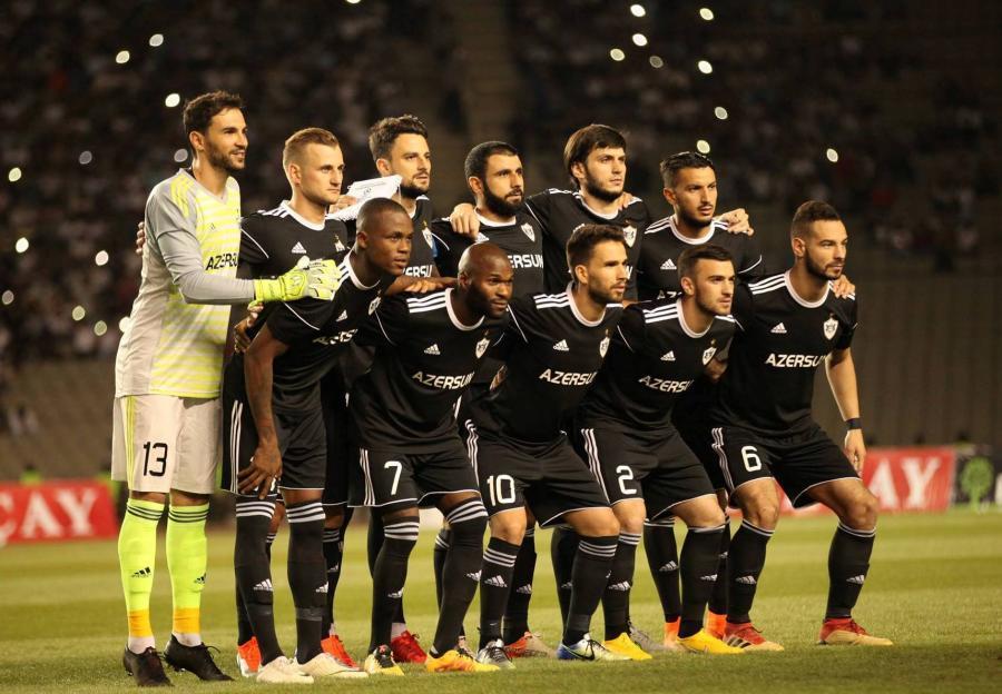 "УЕФА оштрафовал ""Карабах"""