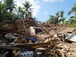 Число жертв землетрясений на острове Ломбок 506
