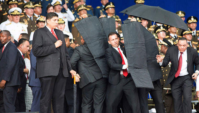 По делу о покушении на Мадуро арестован генерал