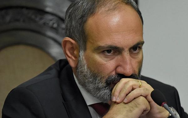 Pashinyan was infected with the coronavirus