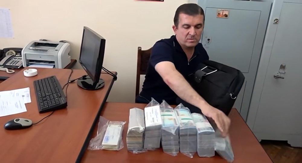 Телохранителя Саргсяна снова арестовали