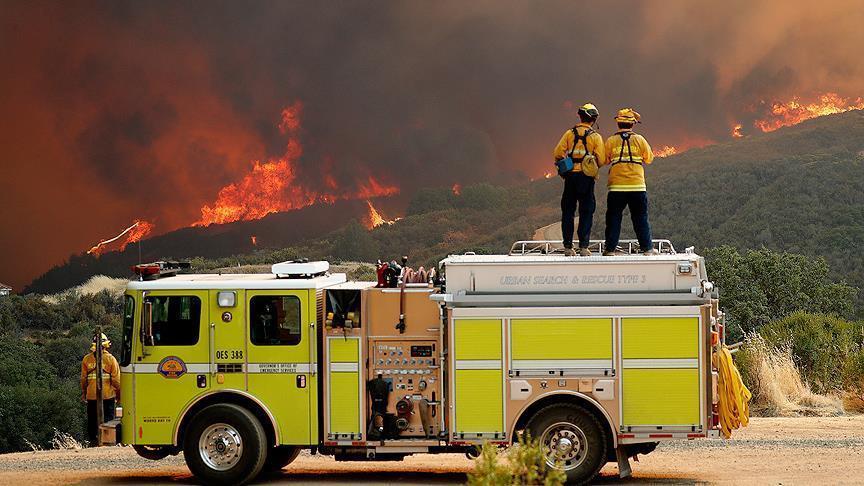 Число жертв пожаров в Калифорнии возросло до 71