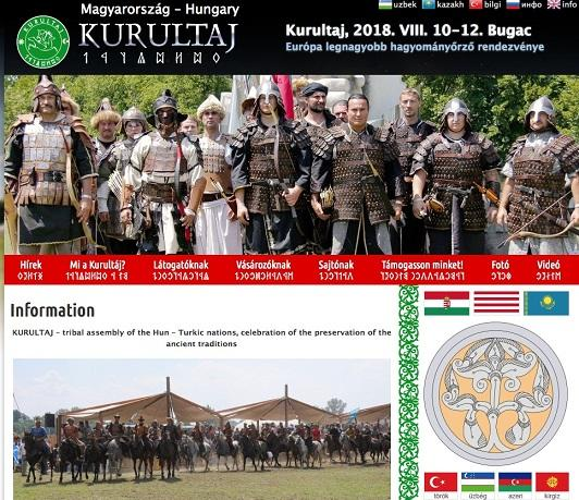 VI Hun-Türk Qurultayı başlayır
