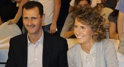 Syrian President Assad's wife diagnosed with breast cancer