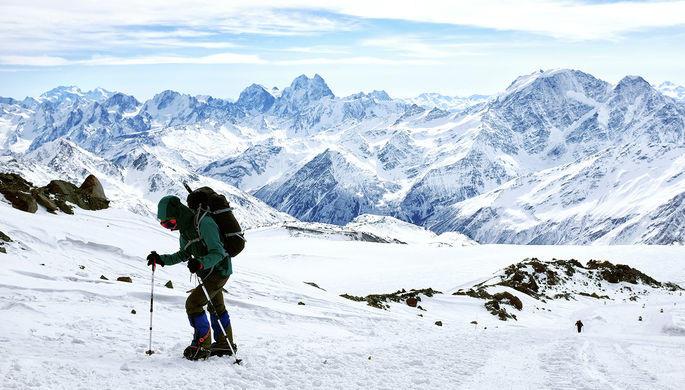 Three climbers were killed on Mount Elbrus