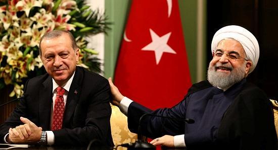 اردوغانین تهراندا گؤستردیی ایراده نتیجه وئردی