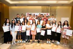 Nar awards the enrollees