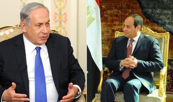 Netanyahu secretly met Sisi in May to discuss Gaza