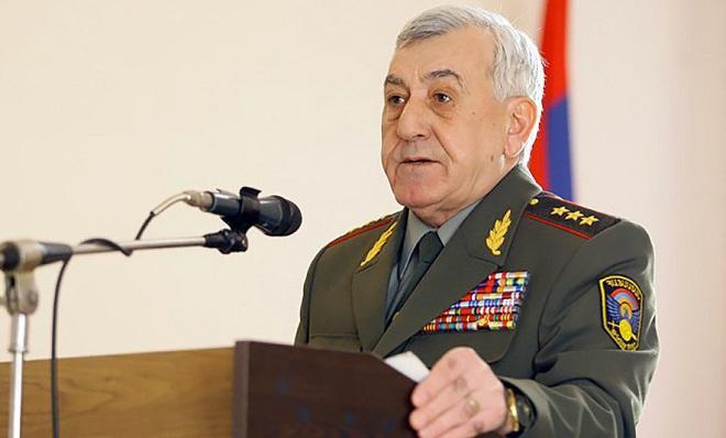 Polisin axtardığı erməni general Moskvada ortaya çıxdı