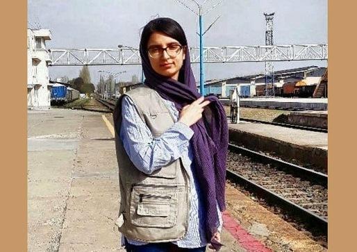 İrandan azərbaycanlı qıza 7 il həbs və 74 şallaq cəzası