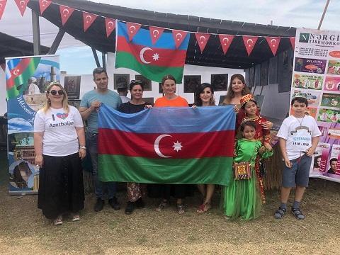 Macarıstanda Azərbaycan sərgisi açıldı - Foto