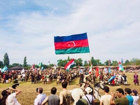 Türk dünyası bir araya gəldi: 250 min insan... - Foto