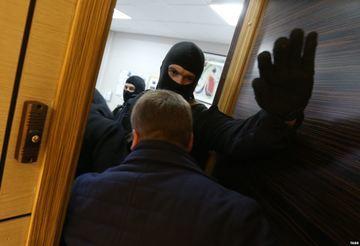 """В Армении обыскивают офис """"дочки"""" РЖД"""