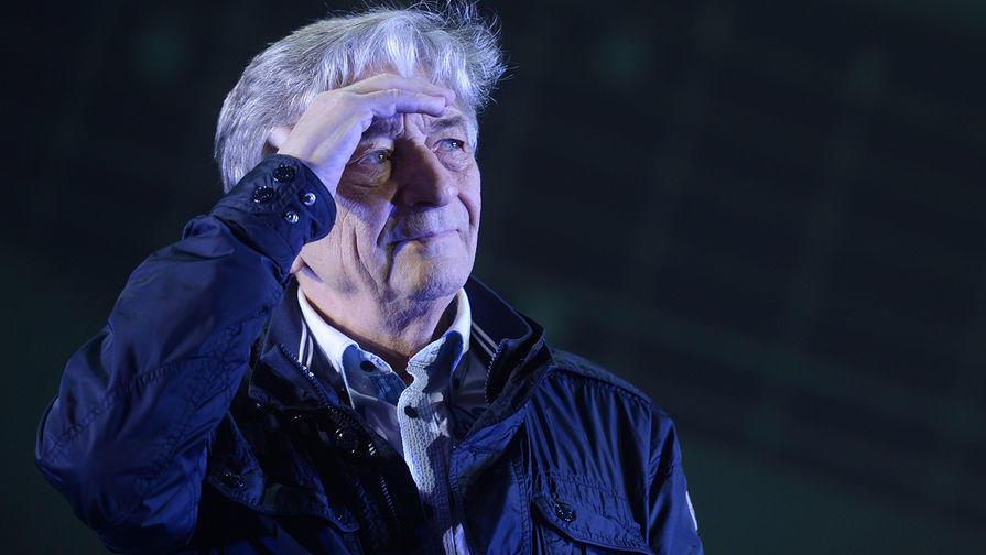 В Москве началась церемония прощания с Успенским