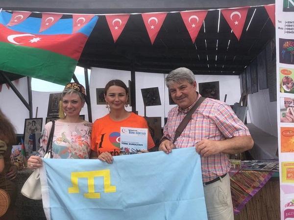 Deputatdan türk dünyasına çağırış: Fəal olmalıyıq - Foto