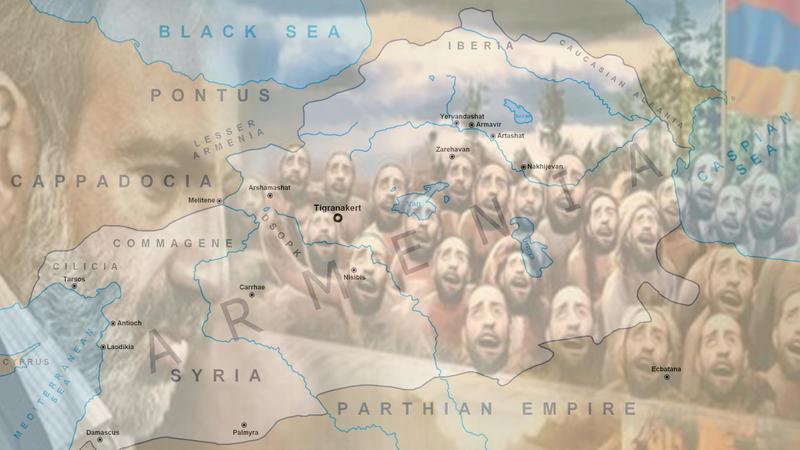 İrəvanda şok xəritə: bu ölkələrin işğalı planlaşdırılır  – Foto