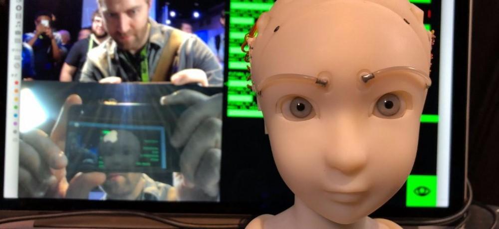 Yapon alim elə bir robot hazırladı ki...